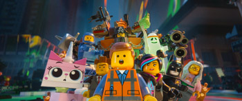 Phil Lord and Christopher Miller The Lego Movie