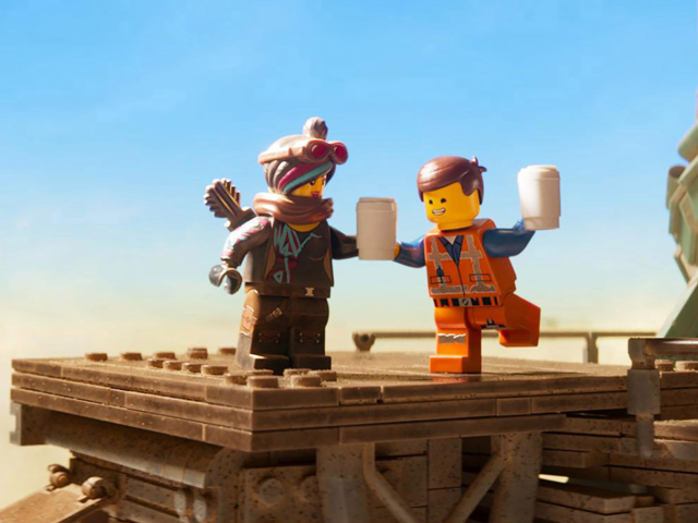 Will Arnett The LEGO Movie 2