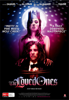 Victoria Thaine The Loved Ones Interview