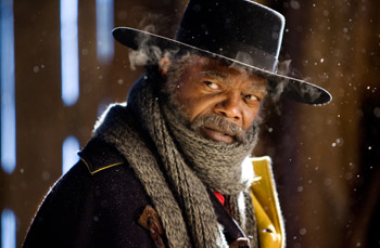 Samuel L. Jackson The Hateful Eight