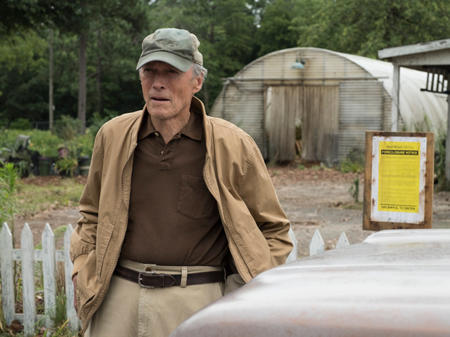 Clint Eastwood The Mule