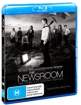 The Newsroom: The Complete Second Season Blu-ray