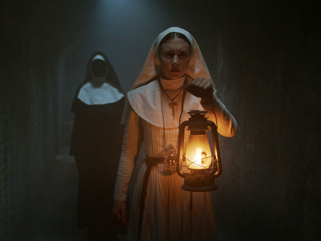 Charlotte Hope The Nun