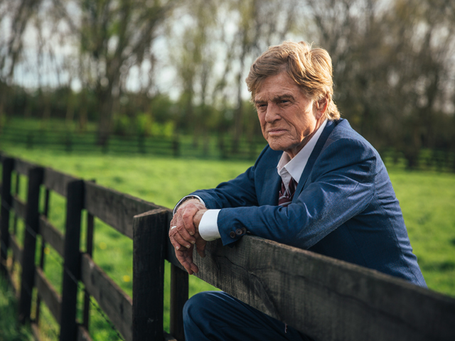 Robert Redford The Old Man & The Gun