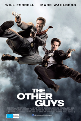 Will Ferrell & Mark Wahlberg The Other Guys