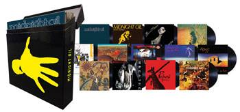 Midnight Oil Box Set Releases