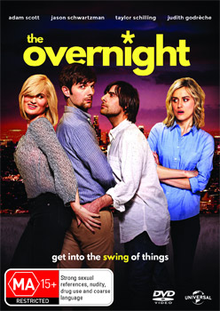 The Overnight DVD