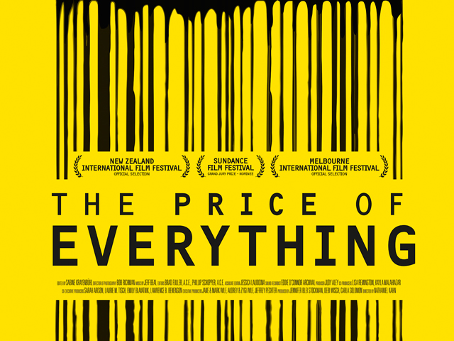 Nathaniel Kahn The Price of Everything