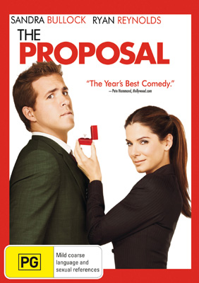 The Proposal DVD & Sandra Bullock Interview