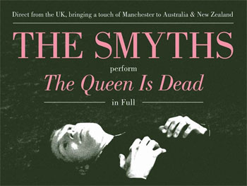 The Smyths The Queen Is Dead