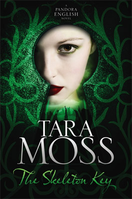 Tara Moss The Blood Countess, The Spider Goddess and The Skeleton Key set