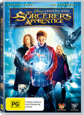 Jon Turteltaub for The Sorcerer's Apprentice DVD Interview