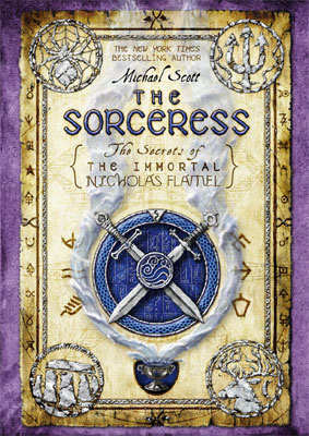 The Sorceress The Secrets of The Immortal Nicholas Flamel