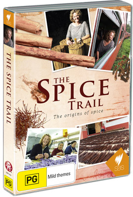 The Spice Trail DVD