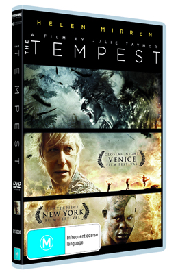 The Tempest DVD