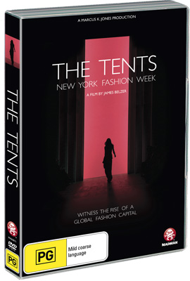 The Tents DVD