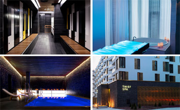 Stealing Moments Of Wellness: Thief Spa, Oslo
