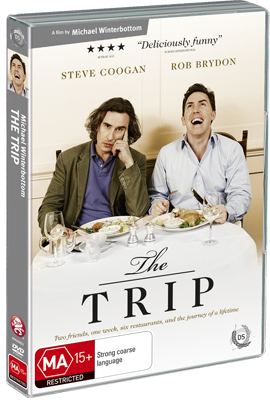 The Trip DVD and Blu-ray