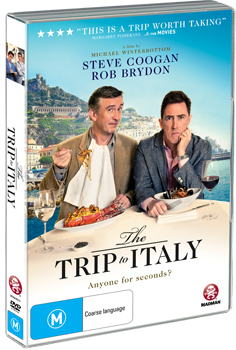 The Trip To Italy DVD