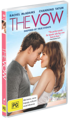 The Vow & how Aussies feel about relationships