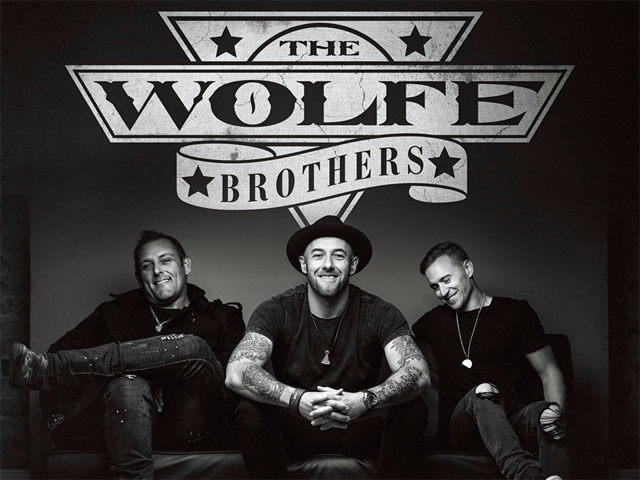 The Wolfe Brothers Country Heart Australian Tour 2018