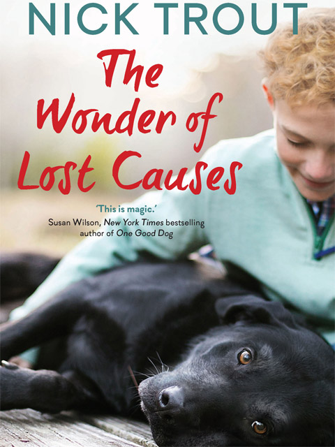 The Wonder of Lost Causes Books