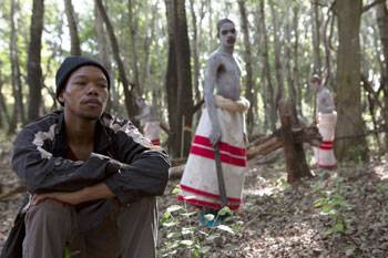 John Trengove The Wound Interview
