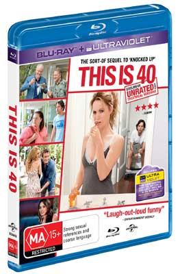 This is 40 DVDs