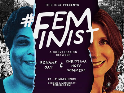 Christina Hoff Sommers #Feminist Interview