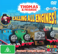 Thomas and Friends Calling all Engines