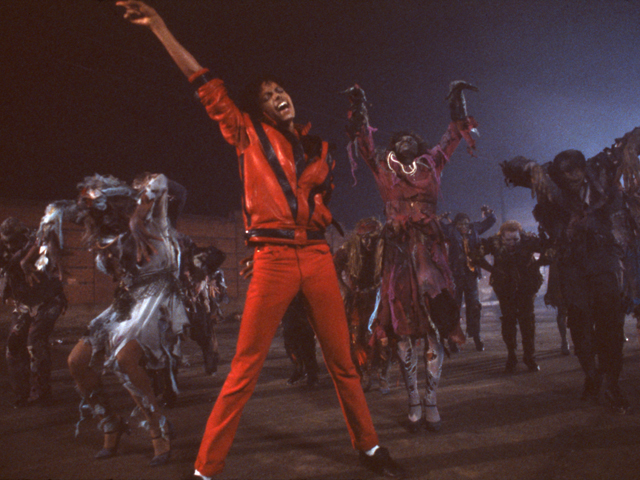 Michael Jackson's Thriller Video 35th Anniversary