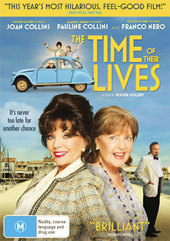 Win The Time of Their Lives DVDs