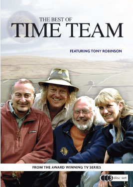 Tony Robinson The Best of The Time Team Interview