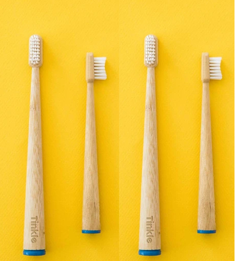 Win Tinkle Bamboo Toothbrushes Packs