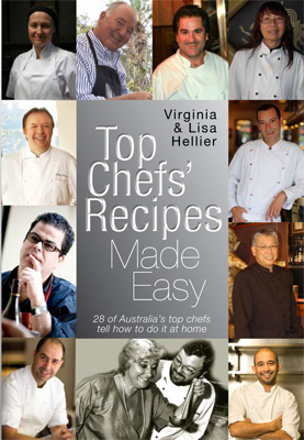 Top Chefs' Recipes Made Easy