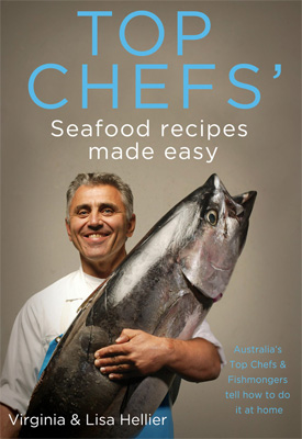 Top Chefs' Seafood Recipes Made Easy Interview