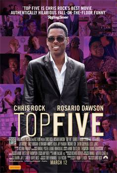Chris Rock to Sydney for Top Five