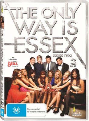The Only Way is Essex Series Two DVD
