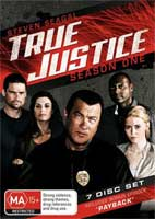 True Justice: Vengeance Is Mine DVD