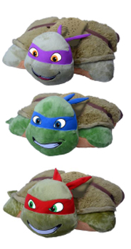 Teenage Mutant Ninja Turtles Pillow Pets