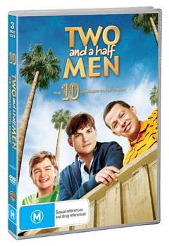 Two and a Half Men: The Complete Tenth Season DVD