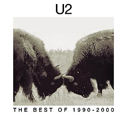 U2 - The Best Of Collection, 1990-2000
