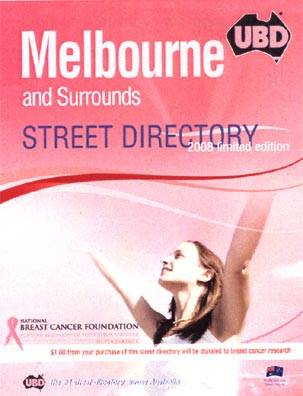 Pink Street Directory supporting Breast Cancer