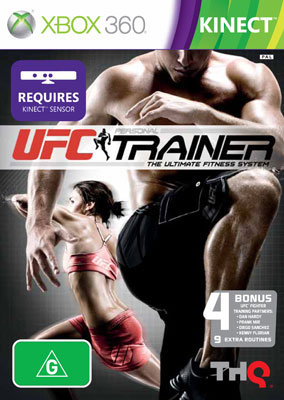 UFC Personal Trainer Kinect for Xbox 360