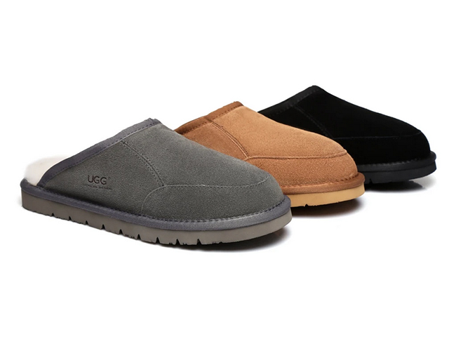 Win Ugg Bred Scuff Slippers