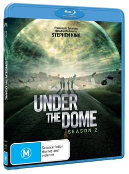 Under the Dome: The Second Season DVD