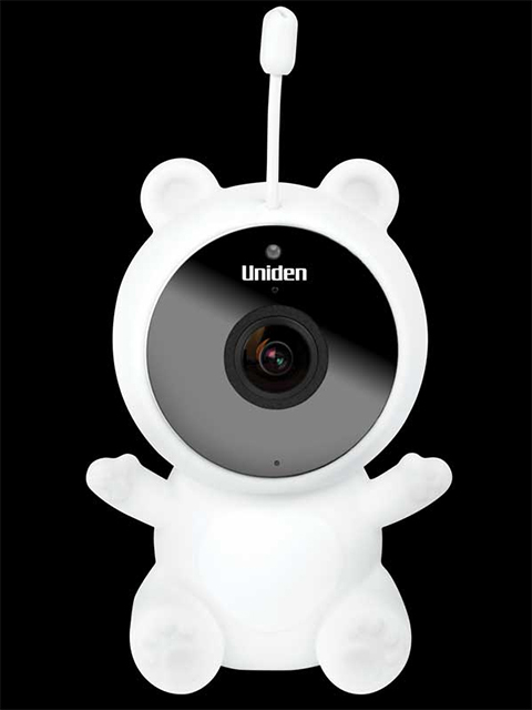 Win a Uniden BW140R Baby Monitor