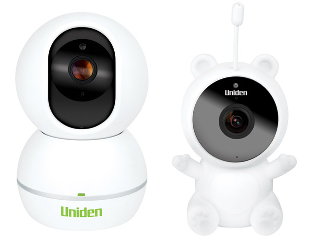 Uniden Baby Watch Range