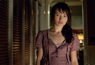 Emily Browning The Uninvited Interview