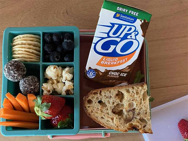 Up & Go Dairy Free Lunchbox